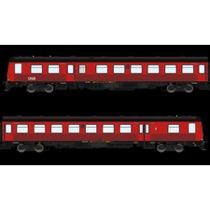 DSB MR 4001-MRD 4201, Rød, AC m. lyd AC