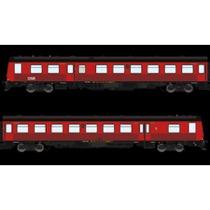 DSB MR 4025-MRD 4225, Rød, AC  AC