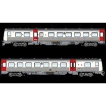 DSB MR 4016-MRD 4216, Hvid, DC  DC