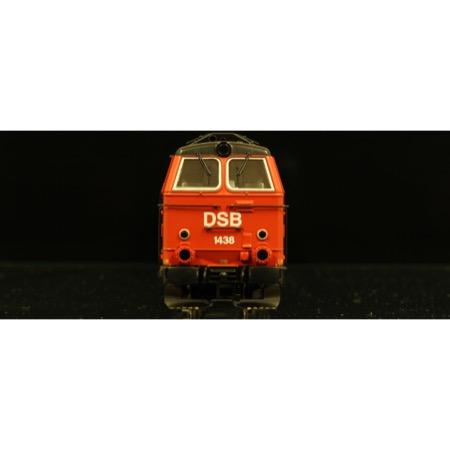 DSB MZ 1438, (1989-96), AC AC