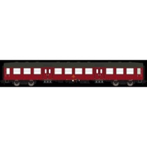DSB Bn 50 86 20-84 702-2, Vinrød,  personvogn