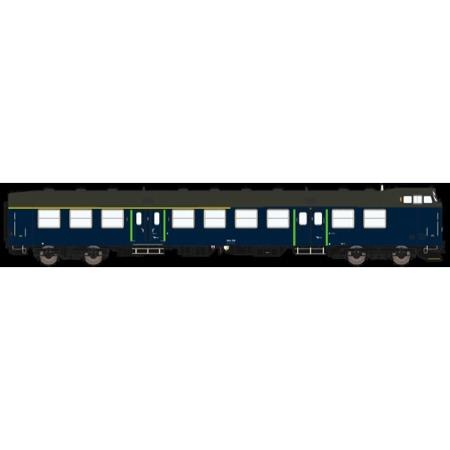 DSB Abns 558, Blå, DC Styrevogn