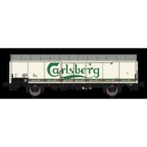 DSB/Carlsberg 20 86 083 5 295-0, Hvid,  Carlsberg