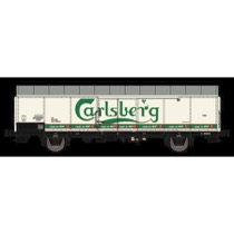 DSB/Carlsberg 44 86 231 1 298-5, Hvid,  Carlsberg