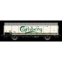 DSB/Carlsberg 44 86 231 1 305-8, Hvid,  Carlsberg