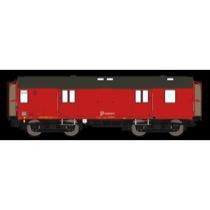 DSB Dh 50 86 92-68 017-8, Designrød,  rejsegodsvogn
