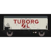 DSB ZB 99 639, Hvid,  TUBORG ØL