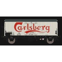 DSB ZA 99 301, Hvid,  Carlsberg