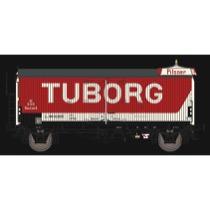 DSB ZB 99 628, Rød/hvid,  TUBORG