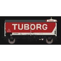 DSB ZB 99 635, Rød/hvid,  TUBORG