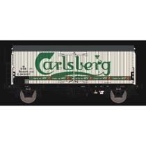 DSB ZA 99 303, Hvid,  Carlsberg