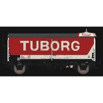 DSB 20 86 081 5 619-5, Rød/hvid,  Tuborg
