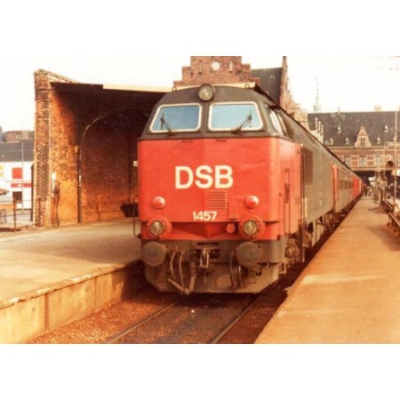 DSB MZ 1457 AC AC