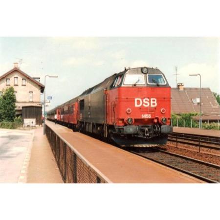 DSB MZ 1455 AC AC