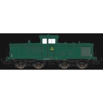 DSB MT 155 - Grøn - DC m. lyd DC