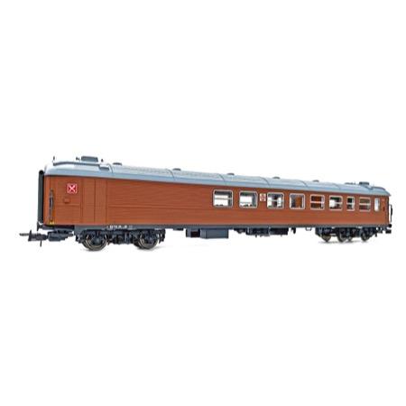 SJ RB1-l 5189 Restaurant-vogn brun udgave