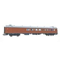 SJ RB1 5167 Restaurant-vogn brun udgave