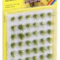 Grass Tufts Mini Set XL, green