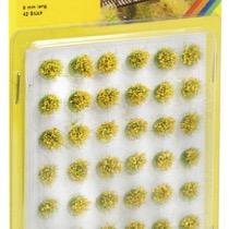 Græs Tuer - Blomstrende gule - 6 mm