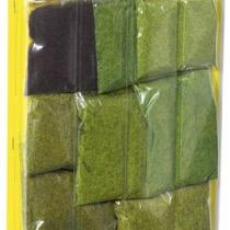 Grass Fibres Assortment, short