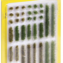Grass strips spring