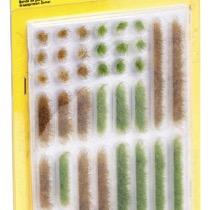Grass strips summer