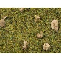 Strø græs - Stenet alpe eng, 2,5 mm