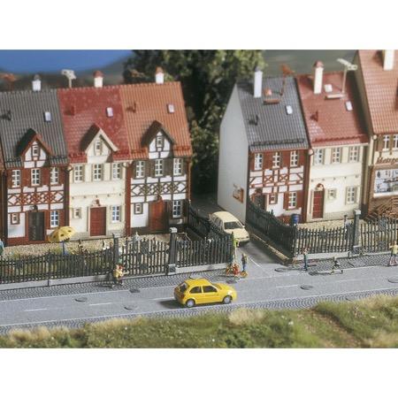 Villa hegn