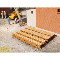 Piles of Planks, 4 pcs