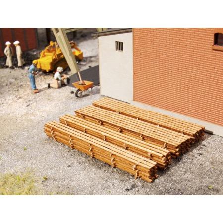 Piles of Planks, 4 pcs