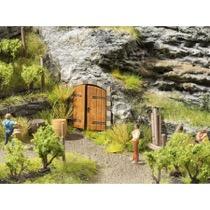 Rock Cellar Gates