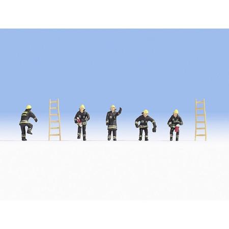 Fire Brigade (black protective clothes