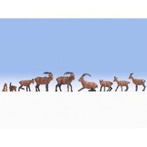 Dyr fra Alperne