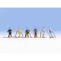Skiløbere