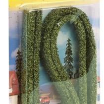Model Hedges, light green