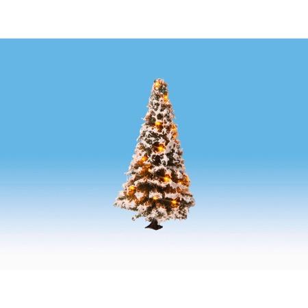 Illumineret Juletræ m. 20 LED