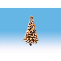 Iluminated Christmas Tree with 20 LEDs
