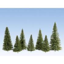 Grantræer, Mellemgrøn, 18 stk