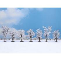 Vintertræer, 7 stk.