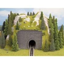 Forsats Tunnelportal 2 stk, enkeltsporet