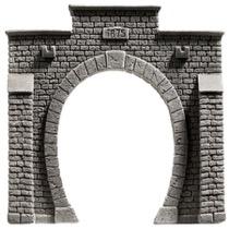 Tunnel Portal, Enkeltspor