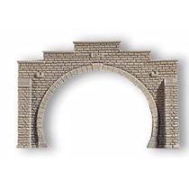 Tunnelportal, sandsten