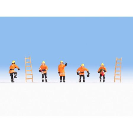 Brandmænd - Orange uniform