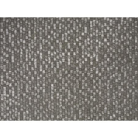 Cobble square grey + border