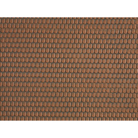 Roofing Tile red