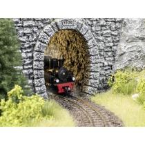 Tunnel Indervæg - 2 stk Kurvede