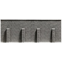 Retaining Wall, 33,4 x 12,5 cm