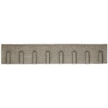 Støttemur - ekstra lang 66 x 12,5 cm