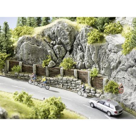 Stenskreds barriere