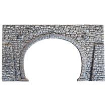 Kampestens Portal, dobbeltspor 23,5 x 13 cm